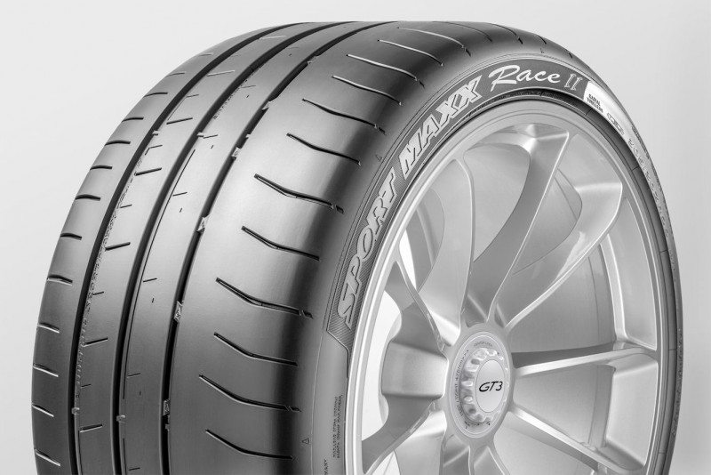 Dunlop Sport Maxx Race 2 launched, approved for Porsche 911 GT3