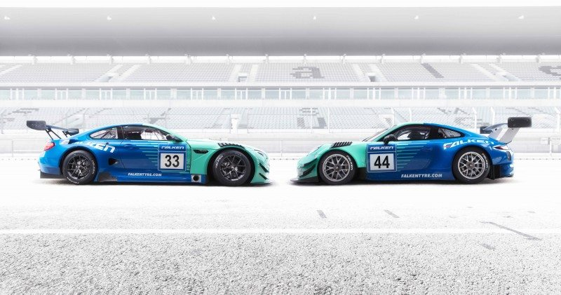 Falken Motorsport will take the unusual step of running two competing cars in VLN and the 24H Nürburgring