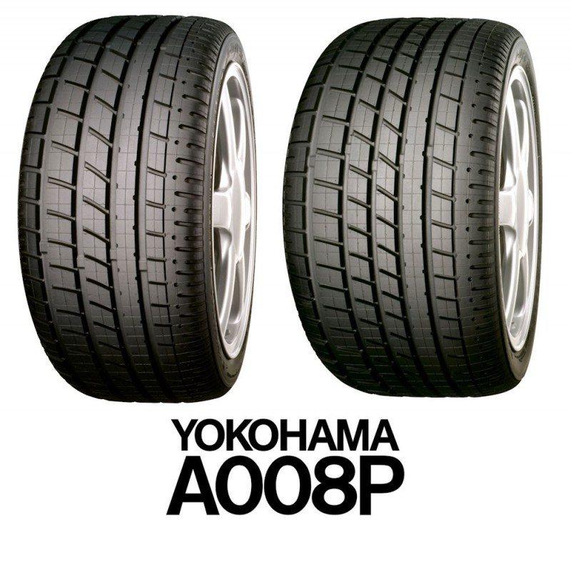 Classic hit: Yokohama brings back the A008P