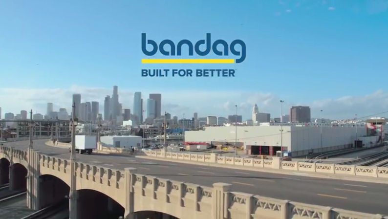 "Bandag is marking its 60th anniversary with a new campaign: ""Built for Better."" In 1957, Roy J. Carver Sr acquired the North American rights to the retreading process developed in Germany by Bernhard Anton Nowak"