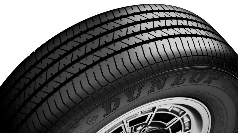 Dunlop Sport Classic is said to offer a classic look and feel combined with modern handling and braking performance