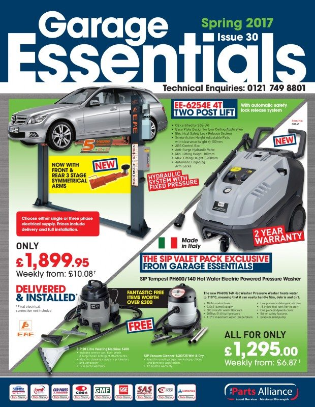 Spring issue of Garage Essentials now available