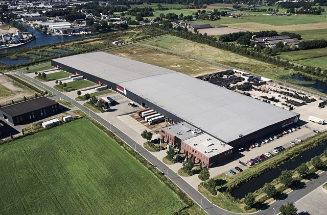Warehouse space will be increased by 16,000 square metres