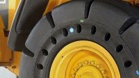 Brawler HPS Soft Ride: pneumatic tyre comfort & solid tyre life performance