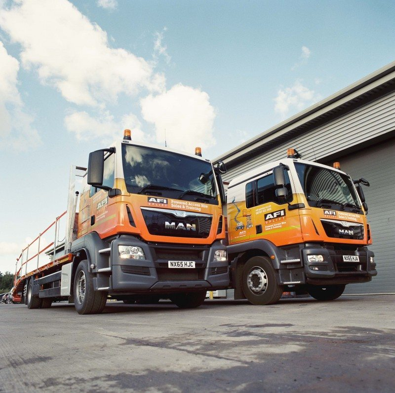 AFI Uplift renews its FORS gold accreditation following fitment of Vacu-Lug retread tyres