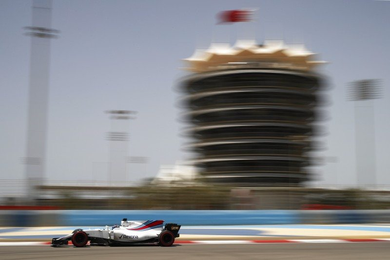 Pirelli condusted its first in-season tyre test at the Bahrain International Circuit, Sakhir