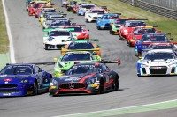 Pirelli P Zero DHD in Blancpain action at Monza