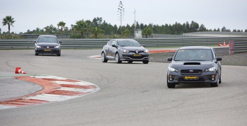 Continental will contribute to driver safety training at 11 ADAC centres across Germany