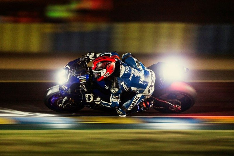 GMT94 Yamaha team took its third Le Mans 24 Hours victory on Dunlop's commercially available KR106/KR108 tyres