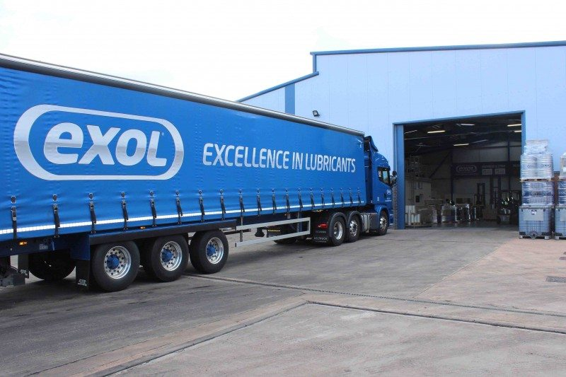 New Exol oil for JCBs