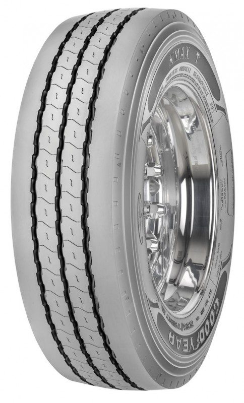 Goodyear Kmax T is now available in five 17.5-inch sizes
