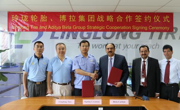Aditya Birla Group becomes Linglong Tire's carbon black supplier