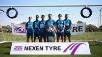 Nexen Tire sponsoring Australian 'A-League' football club