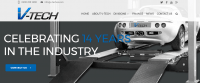 V-Tech launches new and improved corporate websites