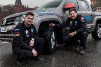 Zietlow selects latest Goodyear Wrangler tyres for Dakar-Moscow record attempt