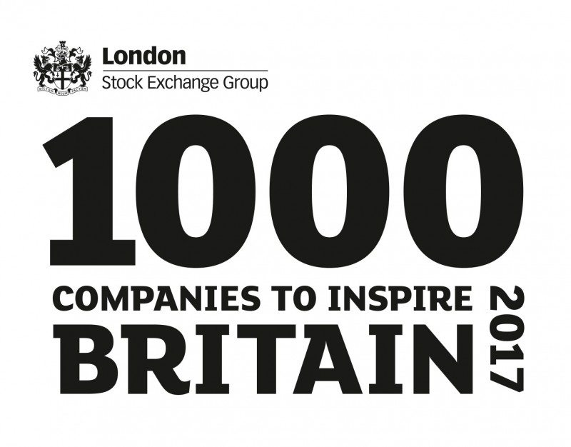 Bartec one of the '1000 Companies to Inspire Britain'