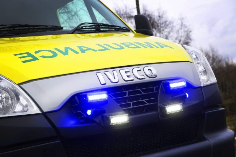 All UK ambulance services fit Michelin tyres as '1st choice'