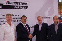 Bridgestone extends Arla fleet agreement