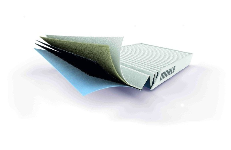 Mahle introduces new cabin filter