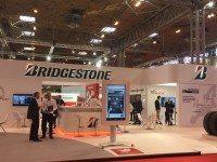 Bridgestone presents M-Series tyres and Tirematics at CV Show