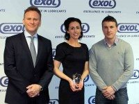 Exol names Clarke Oil its Distributor of the Year 2016