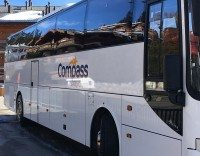 Compass Royston coach hire firm endorses Giti winter tyre after alpine excursion