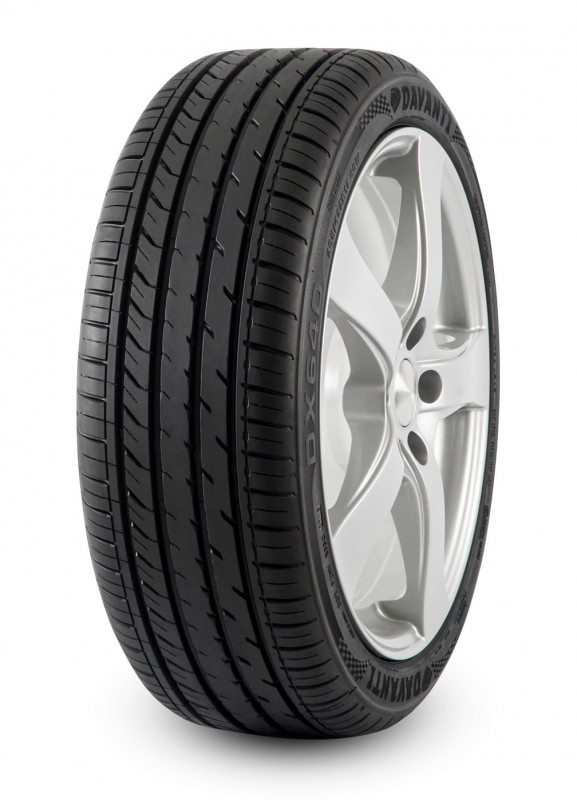The DX640 has outstanding EU tyre labelling ratings including an A or B for wet grip
