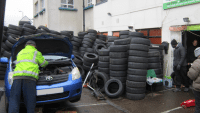 TyreSafe continues part worn campaign with trading standards and media activities