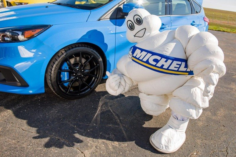 Forbes ranked Michelin first in the Automotive Industry and 34th overall out of 500 large employers