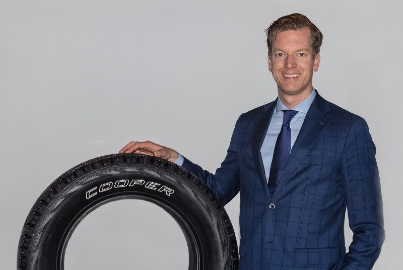 Cooper Tire has appointed Michiel Kramer as its marketing director for Central and Eastern Europe, Middle East and Africa