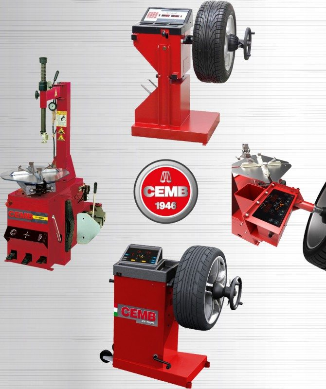 Cemb is banking on increasing demand for mobile-friendly tyre changing equipment