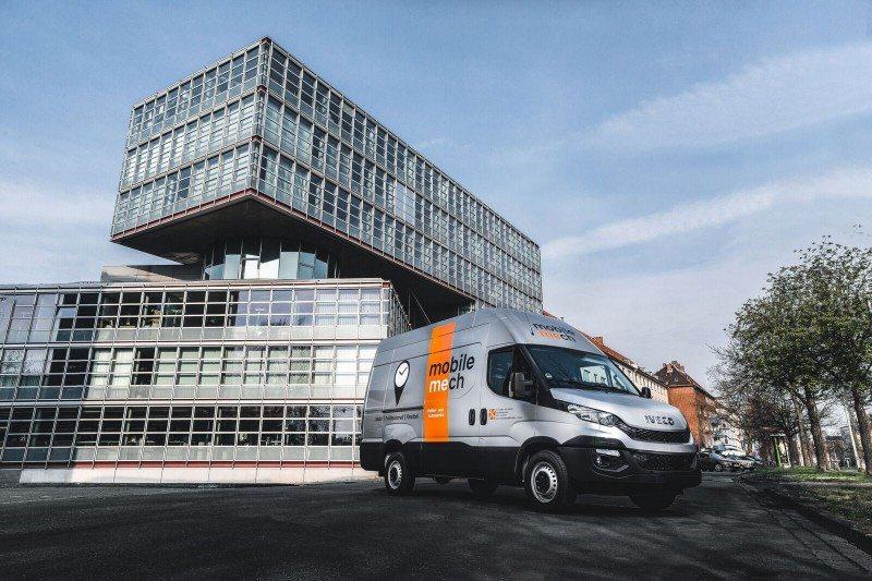 Delticom launches MobileMech business at Autopromotec