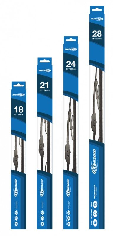 A1 Motor Stores Mota1 wiper blades available now