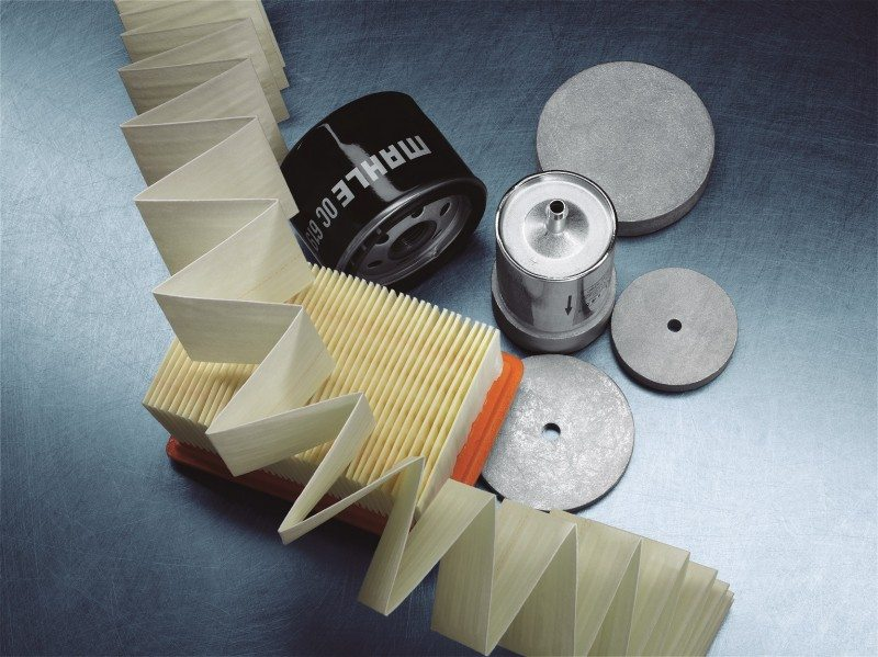 Mahle has introduced five new filters