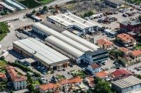 The Italian firm was established as a retreading mould manufacturer in 1953, and today occupies a 6,000-square metre facility in Pistoia, northeast of Florence