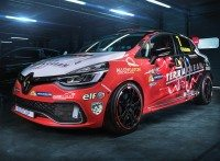 PP Motorsport's UK Clio Cup entry
