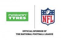 Nokian Tyres an NFL sponsor in Canada