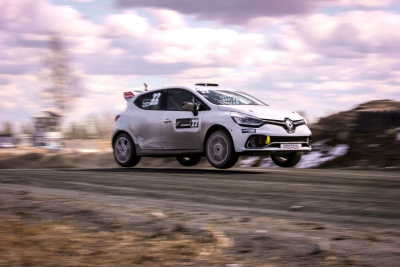 The RX Academy aims to offer a professional environment for drivers to start their rallycross careers