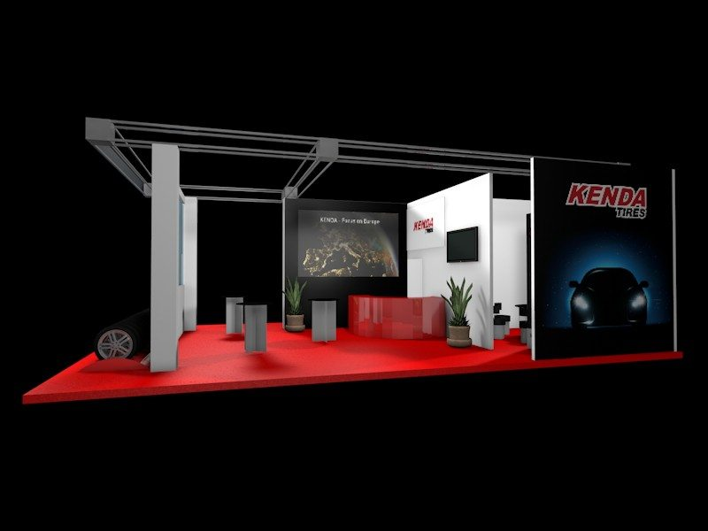 For Kenda, who were also at the 2015 Show, this will be the second appearance at the Autopromotec