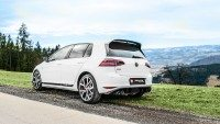 Remus launches cat-back exhaust system for VW Golf GTI MK7 Clubsport