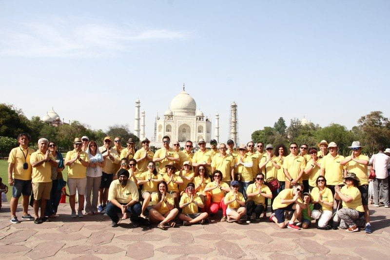 Zenises and Westlake treated partners to an unforgettable experience of India