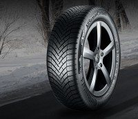 AllSeasonContact – Continental's new all-season tyre for European markets