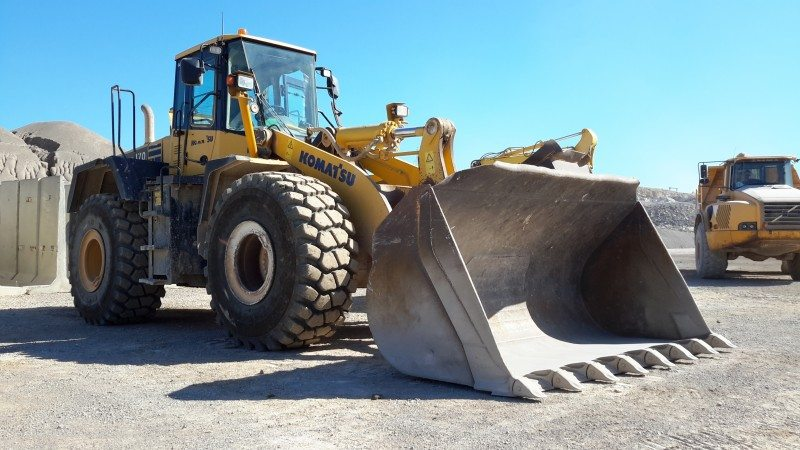 BKT supplies a broad range of products designed for use on loaders in tough environments