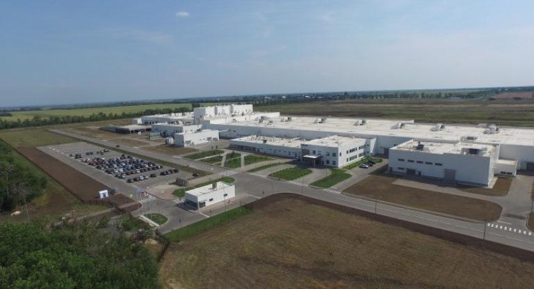 Bridgestone's Russia tyre plant to officially open next week