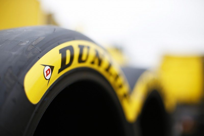 More than 4,000 Dunlop tyres will be transported to the Eifel region