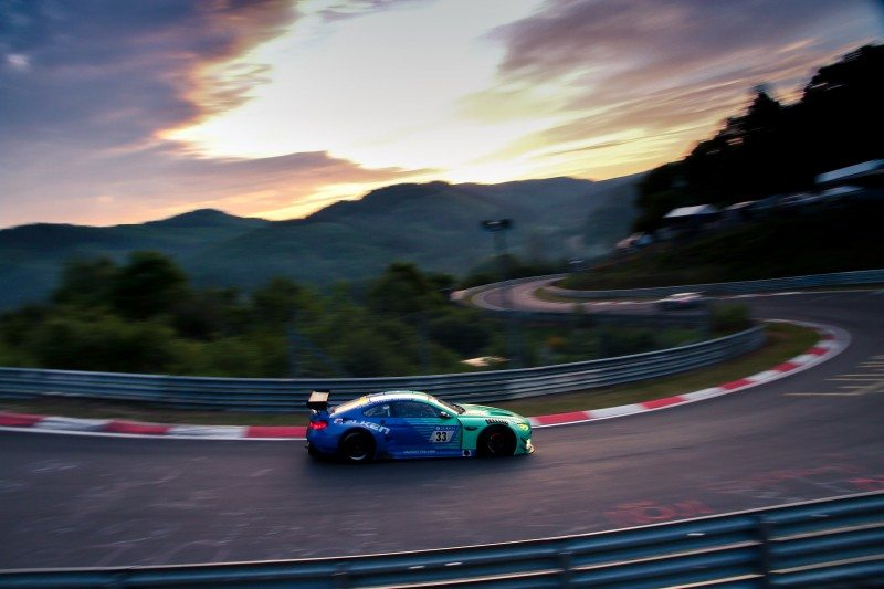 Top 10 finish for Falken at the Nürburgring 24 hours