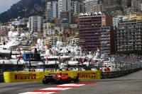 Vettel wins one of Monaco's fastest ever grands prix