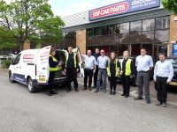 New branch for GSF Car Parts in Bristol