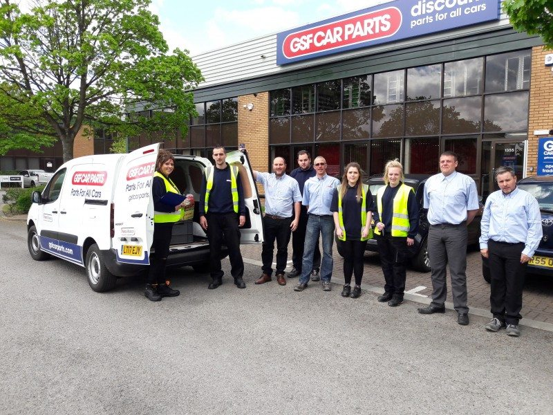 New Branch For Gsf Car Parts In Bristol Tyrepress