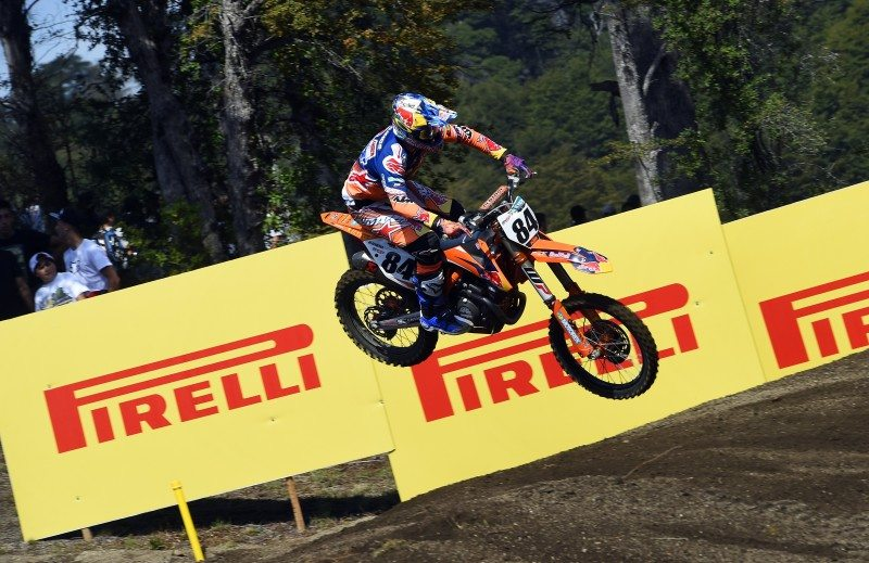 Pirelli renews FIM Motocross World Championship supply deal to 2019